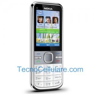 Nokia C5: il primo C con GPS e OVI Maps
