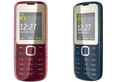 Nokia C2: ecco il secondo Nokia dual sim