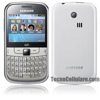 Arrivo del gt-s3350 ch@t 335 , un nuovo cellulare con tastiera qwerty
