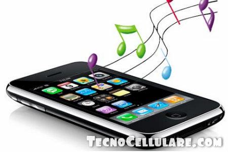 suonerie gratis da scaricare per iphone 4