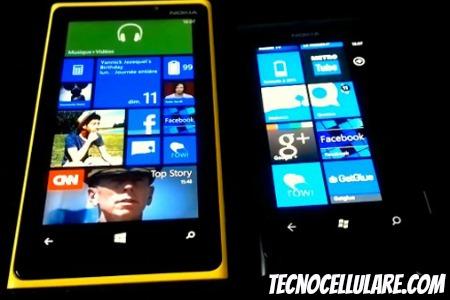 Nokia Lumia 920 vs Nokia Lumia 800: chi è più veloce