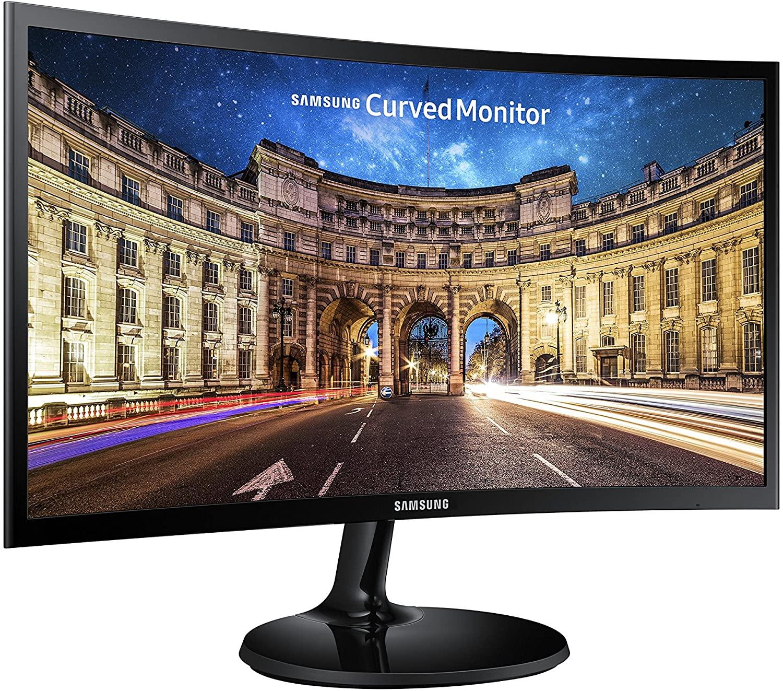 Economico monitor curvo Samsung SAMLC27F390FHUXEN da Unieuro: in sconto a 129 euro!
