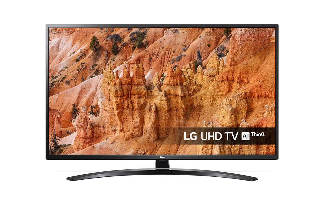Offerta TV LED LG 43UM7450: da Esselunga in offerta a 289 euro