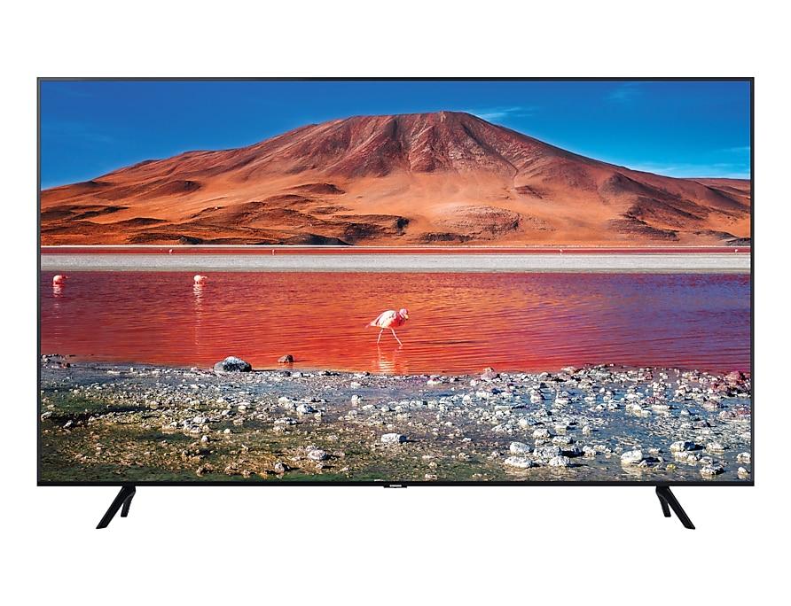TV LED smart Samsung UE43TU7070 da Unieuro: scontato al prezzo di 349 euro
