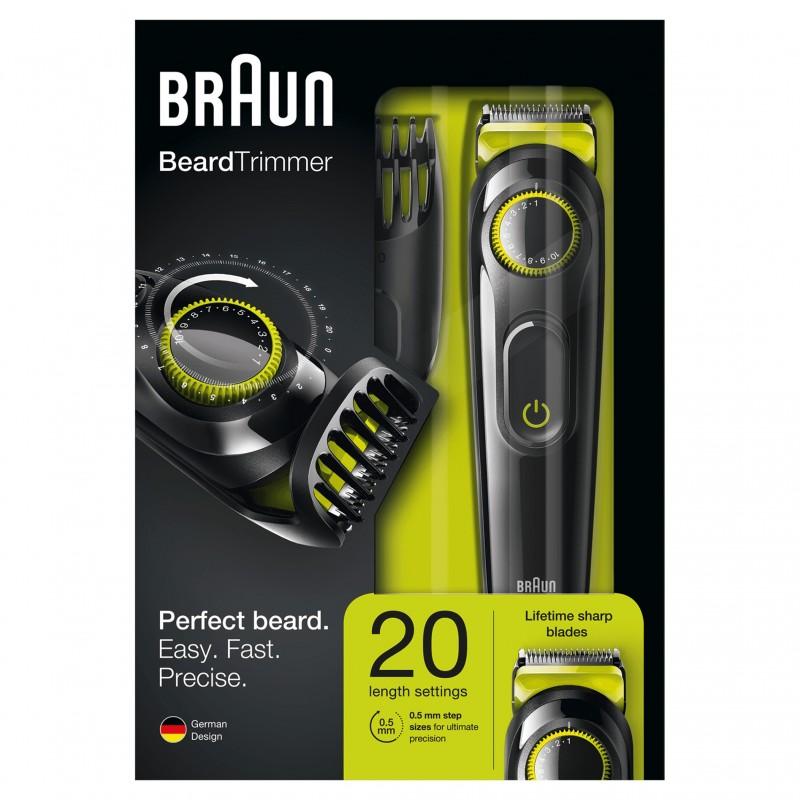 Economico regolabarba Braun in offerta: da Lidl ad appena 34 euro!