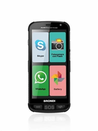 Prezzo senior Brondi Amico Smartphone: da Expert a 89 euro