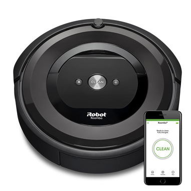 Robot aspirapolvere iRobot Roomba e5 in offerta: da Expert a 279 euro!