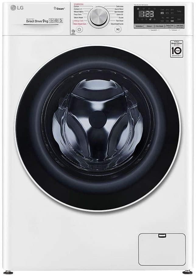 Lavatrice smart frontale LG F4WV509S0 da Trony: in offerta a meno del 50%!