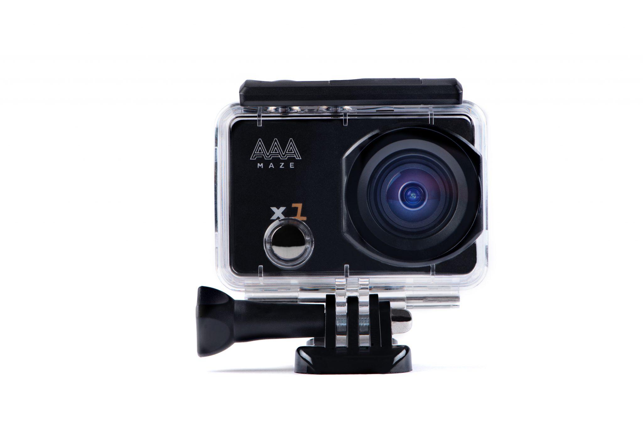 Offerta AAAmaze Action Cam X1 4K: da Euronics al prezzo di 99 euro!