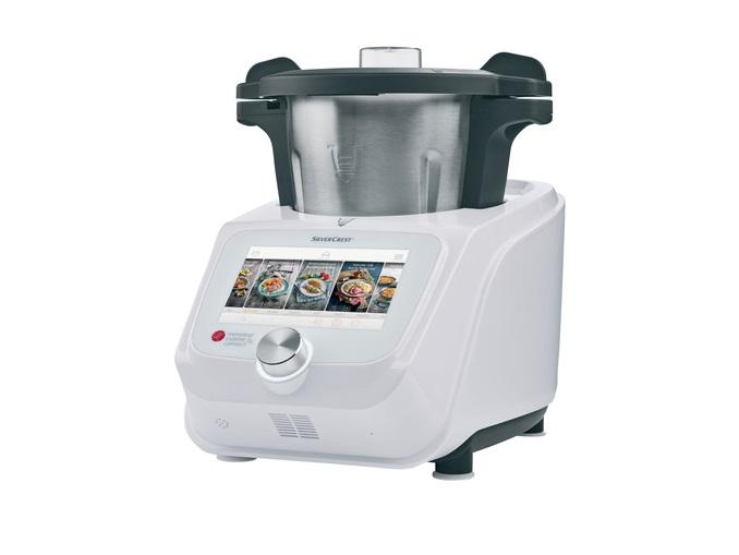 Robot Da Cucina Multifunzione Monsieur Cuisine Connect Silvercrest Da Lidl In Offerta Al Prezzo Di 349 Euro Tecnocellulare Com