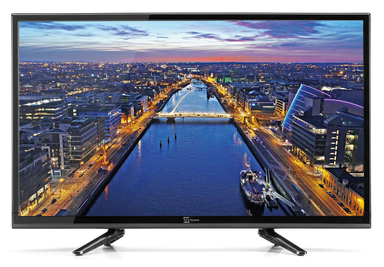 Super economico TV LED smart Telesystem TS24LS09 da Trony: in offerta a 129 euro