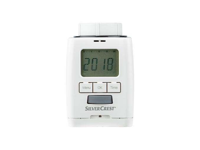 Economico termostato per radiatore SilverCrest da Lidl: in offerta al prezzo di 12 euro!