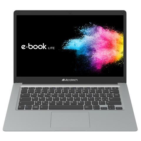 Notebook economico Microtech E-Book Lite 14.1 EBL/14W1 da Eurospin: in offerta al prezzo di 249 euro!