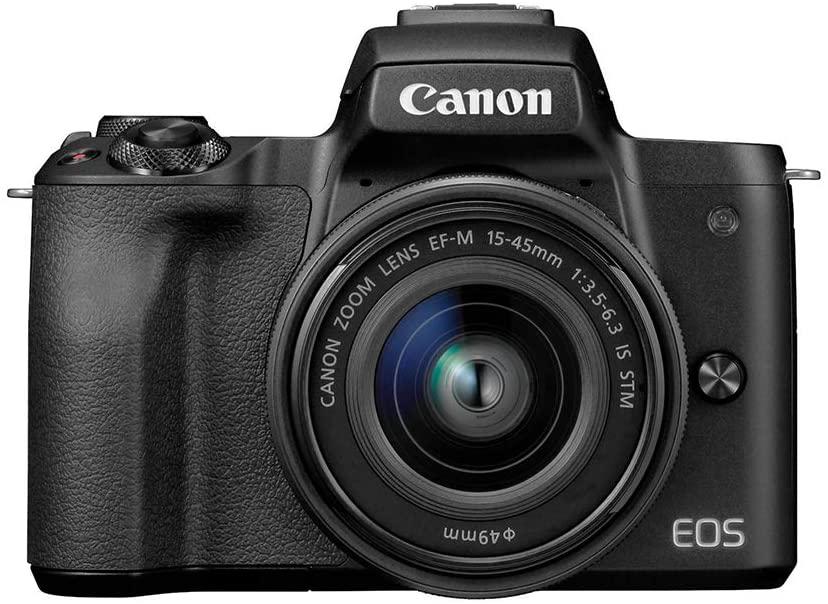 Offerta fotocamera digitale Canon EOS M50: da Expert al prezzo di 649 euro