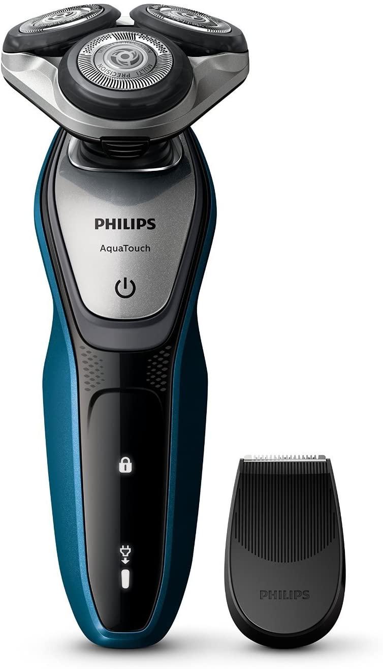 Rasoio elettrico Philips Aquatouch S5420/06 in offerta: da Unieuro al prezzo di 79 euro!