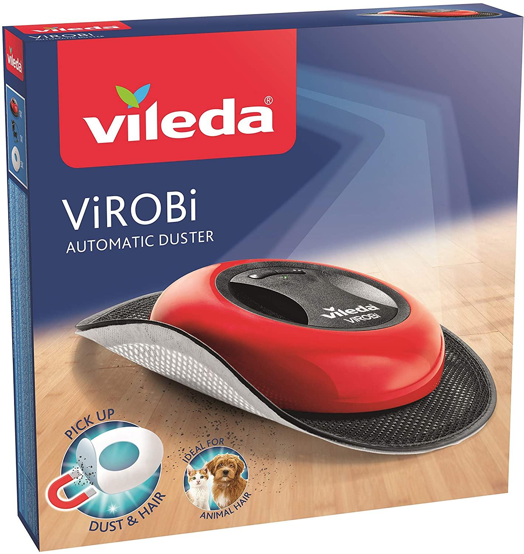 Super economico robot catturapolvere Vileda Virobi in offerta: da Eurospin al prezzo di 24 euro!