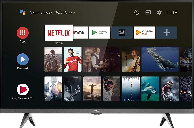 TV led smart TCL 32ES560 economica da Unieuro: in promozione al prezzo di 199 euro!