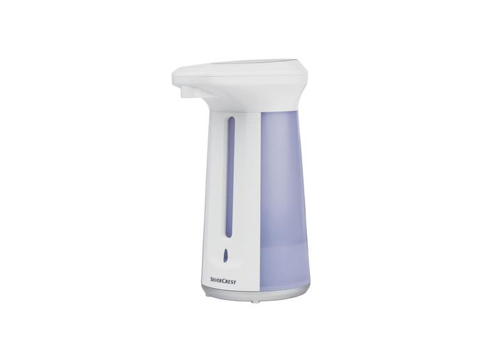 Dispenser automatico per sapone SilverCrest da Lidl: in promozione al prezzo di 8 euro